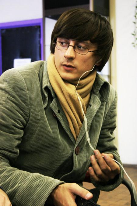 Терехов (Тураев) Александр