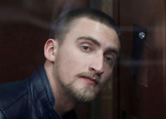 Устинов Павел Геннадьевич