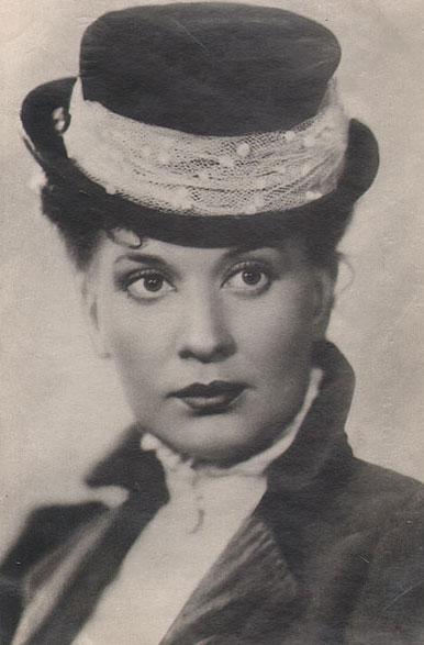 Фото Алисовой Нины Ульяновной