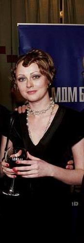 Леонова Мария Леонидовна