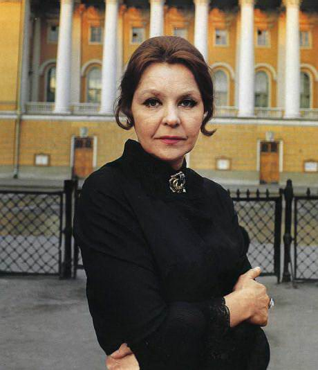 Ургант Нина Николаевна