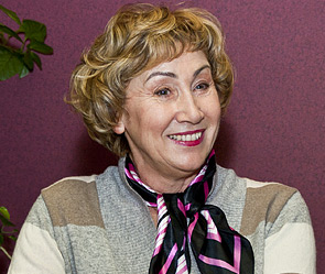 Копенкина (Шаляпина) Лариса