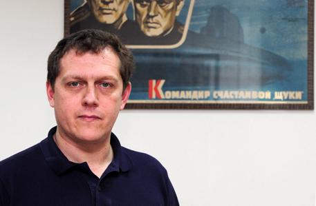 Фото Кричевского Григория