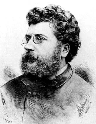 Бизе Жорж (Александр Сезар Леопольд)