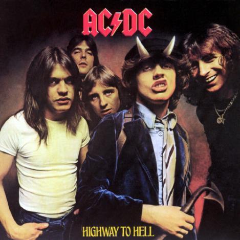 Фото AC/DC
