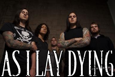 Фото As I Lay Dying