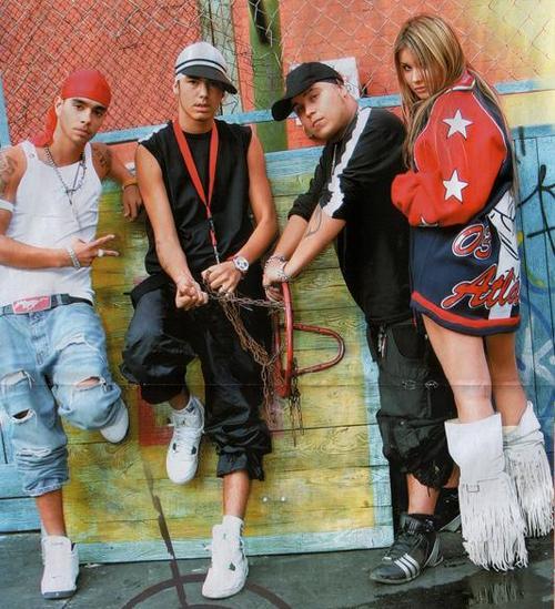 Фото группы «Банда»