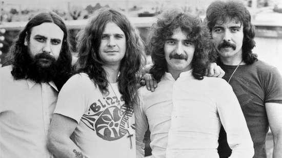 Фото Black Sabbath