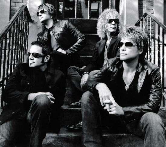 Фото Bon Jovi