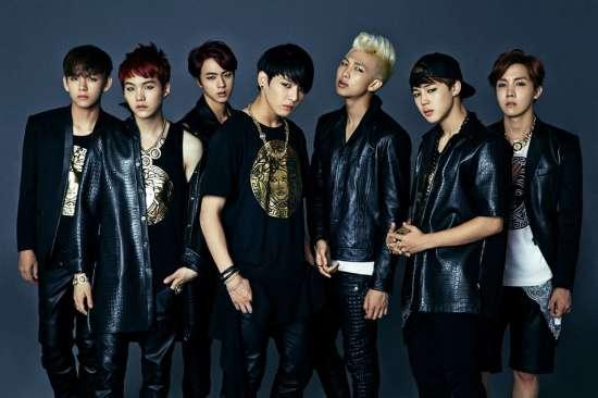 Фото BTS (Bangtan Boys)