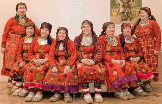 Группа «Бурановские бабушки»