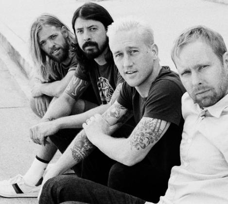 Фото Foo Fighters