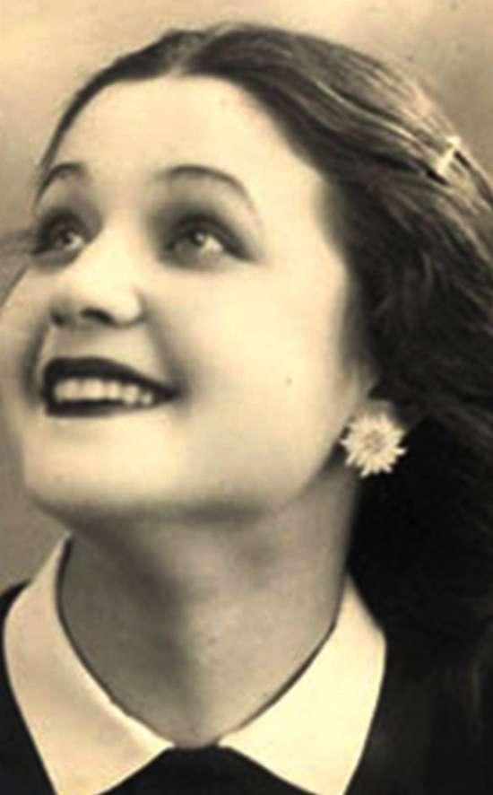 Лещенко (Белоусова) Вера Георгиевна