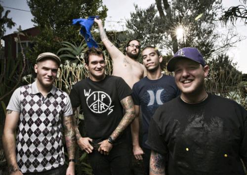 Фото New Found Glory