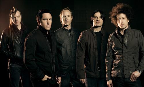 Фото Nine Inch Nails