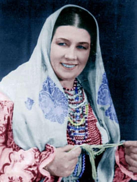 Русланова Лидия Андреевна