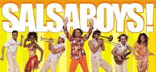 Фото Salsa Boys