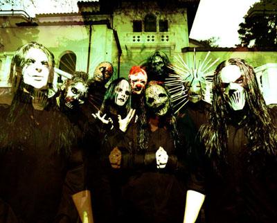 Фото Slipknot
