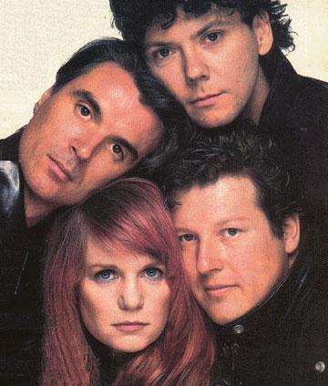 Фото Talking Heads