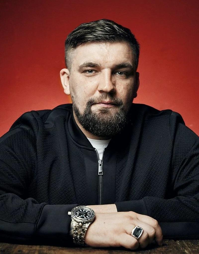 Василий Вакуленко, он же Баста