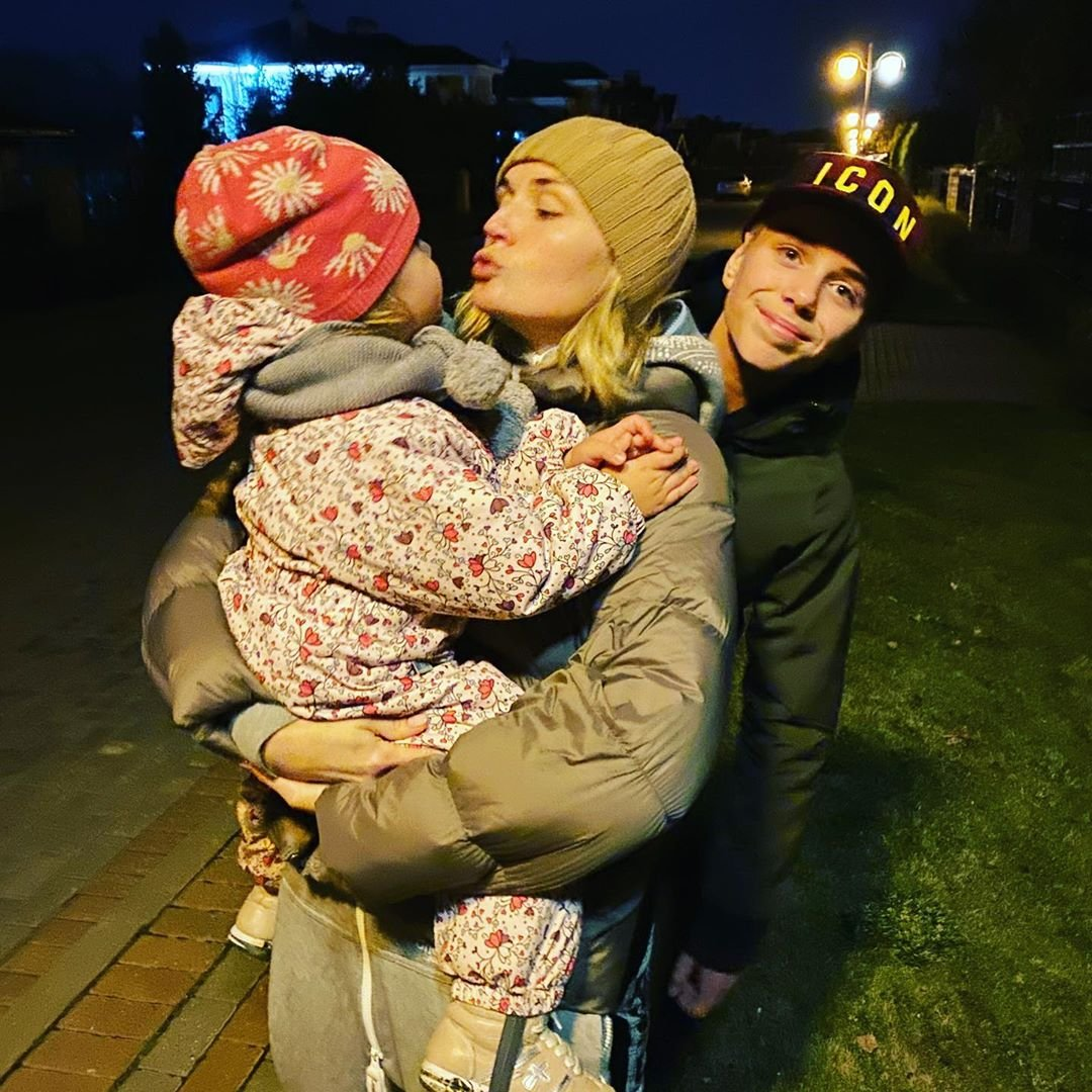 Дети Полины Гагариной