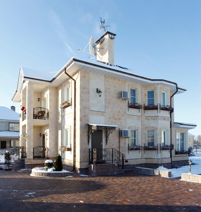 Загородный дом Александра Серова