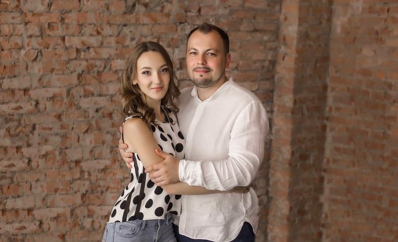 Ярослав Сумишевский с дочкой Ксенией