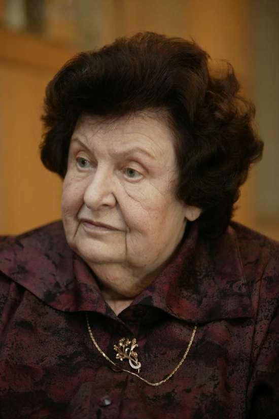 Бехтерева Наталья Петровна