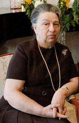 Брежнева Виктория Петровна