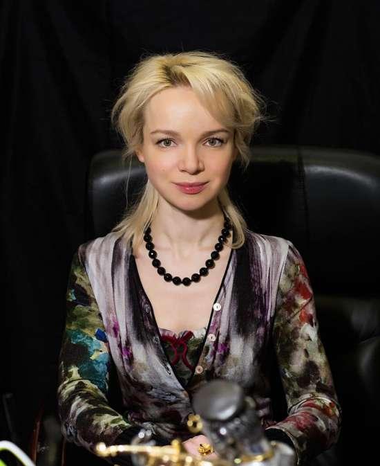 Фото Цымбалюк-Романовской Виталины