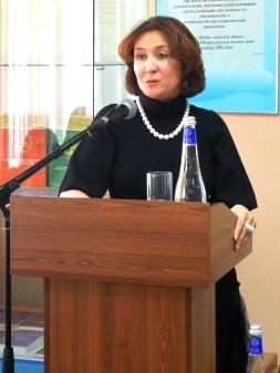 Хахалева Елена Владимировна