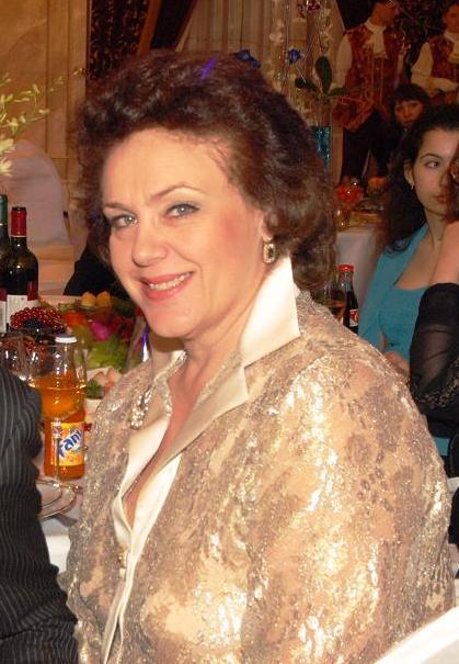 Кандель (Кобзон) Гелена Михайловна