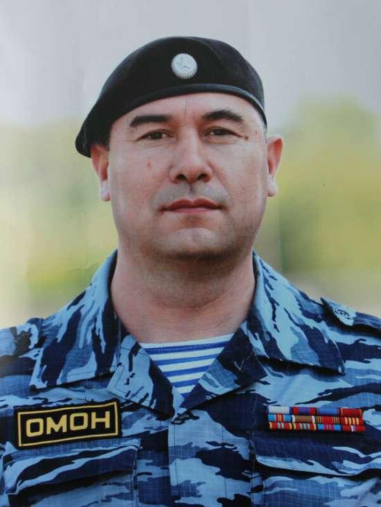 Сагитов Ирек Хайривариевич