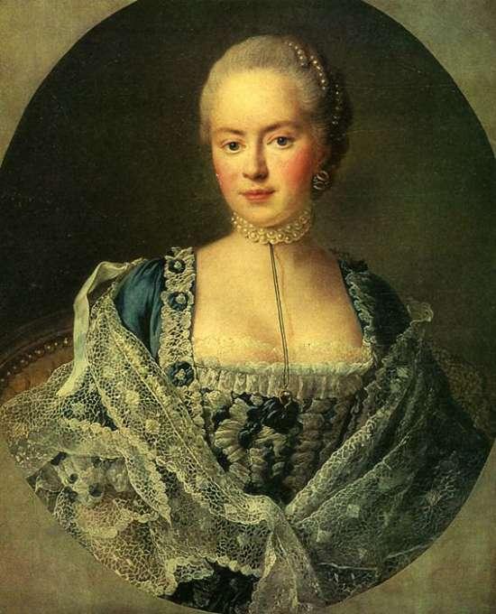 Салтыкова Дарья Николаевна