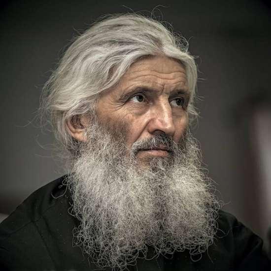Схиигумен Сергий (Романов Николай Васильевич)