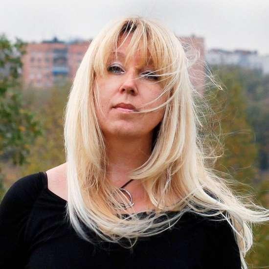 Славина Ирина Вячеславовна