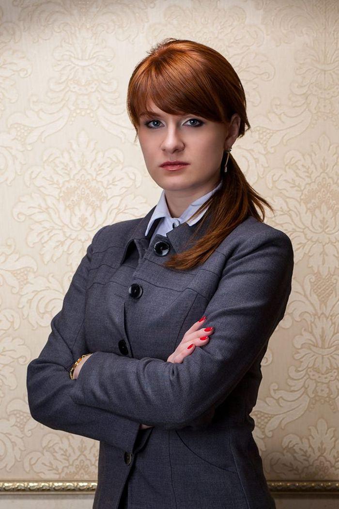 Бутина Мария Валерьевна