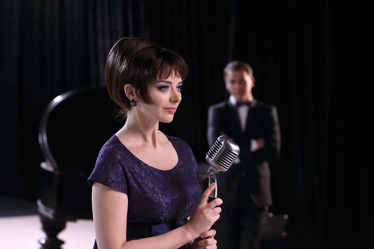 Польская певица Клаудия Коваль
