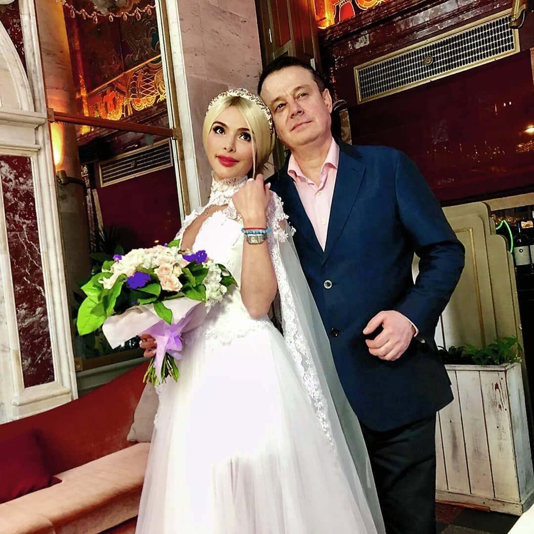 Вторая свадьба Алены и Руслана Кравец
