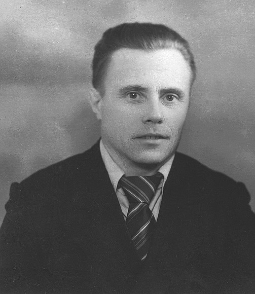 Путин Владимир Спиридонович