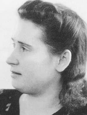 Шеломова (Путина) Мария Ивановна
