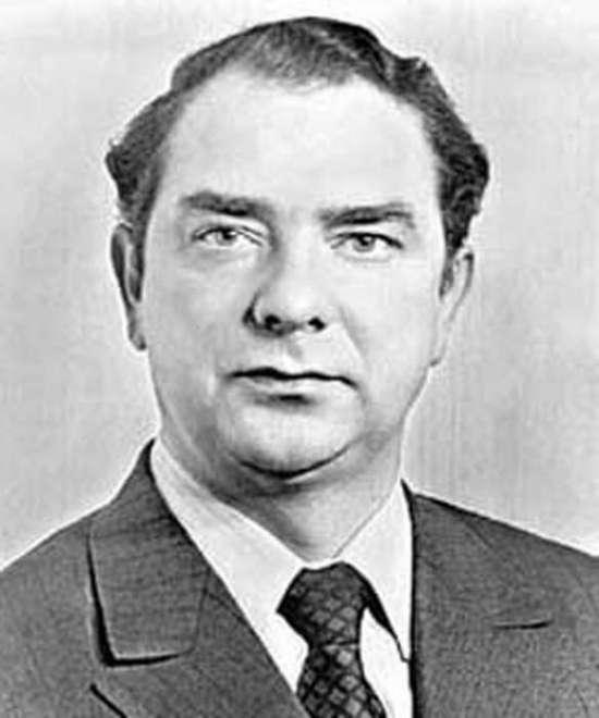 Брежнев Юрий Леонидович