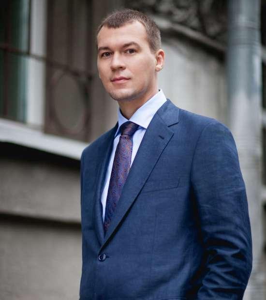 Дегтярёв Михаил Владимирович