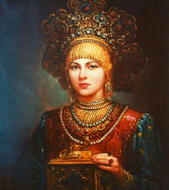 Годунова Ксения Борисовна