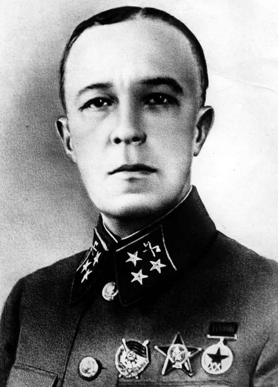 Карбышев Дмитрий Михайлович