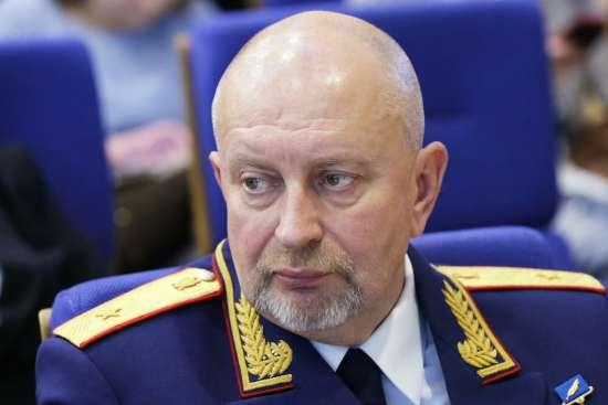 Комиссаров Игорь Фёдорович