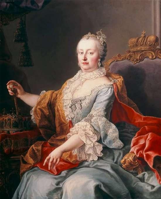 Мария Терезия Австрийская