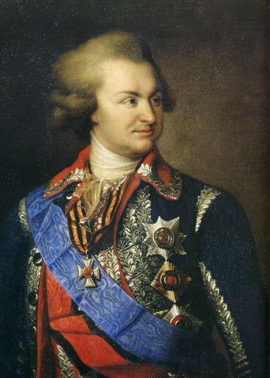 Потёмкин Григорий Александрович
