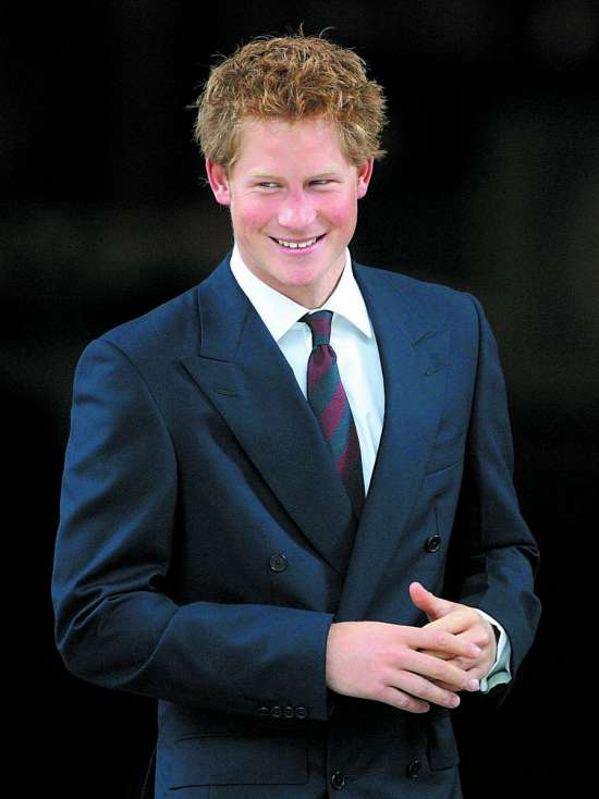 Принц Генри (Гарри) Уэльский