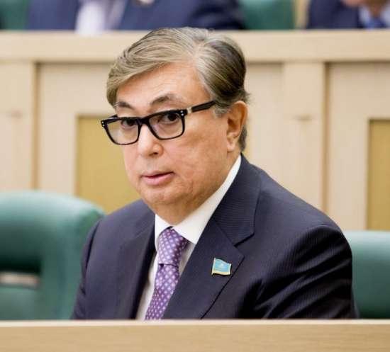 Токаев Касым-Жомарт Кемелевич